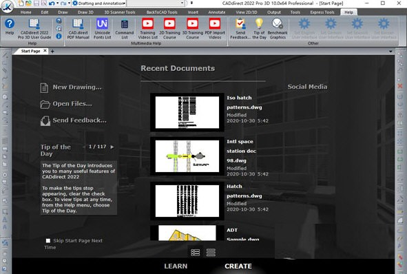 CADdirect 2022(CAD制图工具)