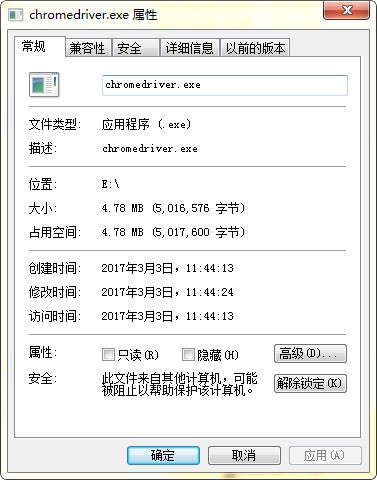ChromeDriver.exe