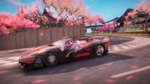 《王牌竞速》手游闪灵痛车涂装我是猫图文展示