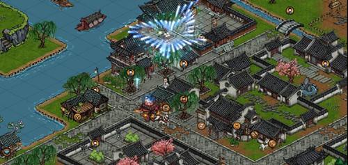 《烟雨江湖》二周年宝箱位置图文一览