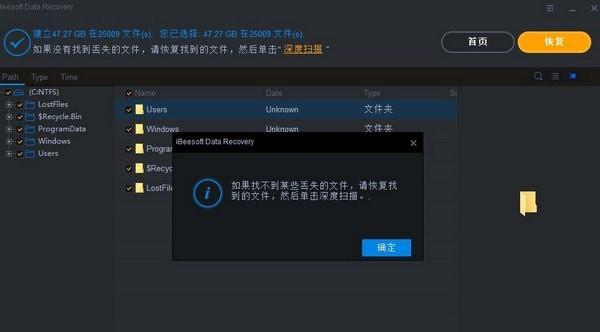 iBeesoft Data Recovery中文版